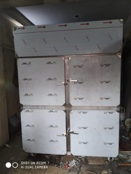 3 Star Silver Four Door Freezer, Model Name/Number: Infuse 020, Capacity: 1200 Liters