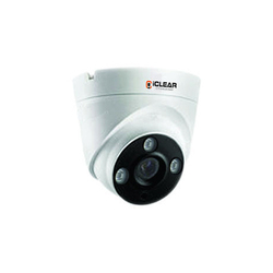 iclear CCTV Dome Camera For Indoor Security