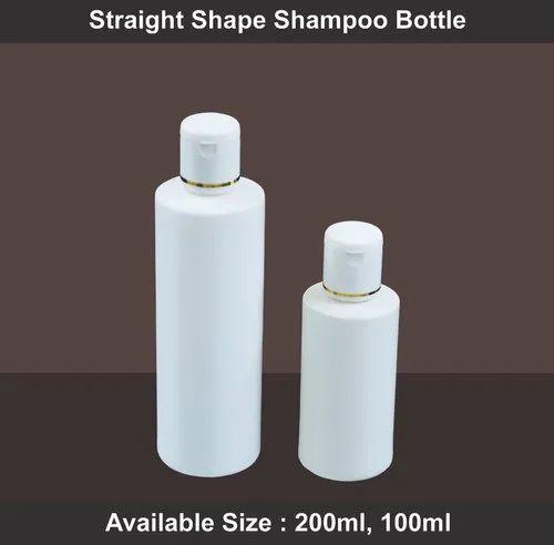 Straight Shape Shampoo Bottle