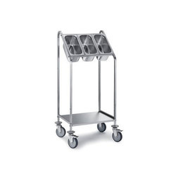 Cutlery Tray Trolley