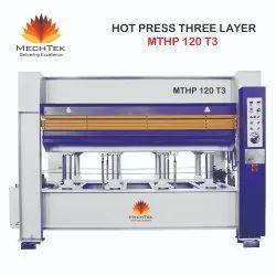 Automatic Hot Press Machine