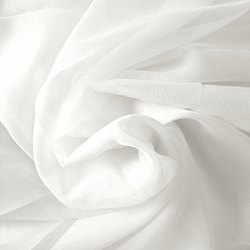White Cotton Cambric Fabric