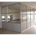 Aluminium Office Partition