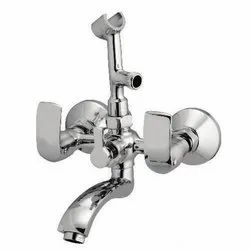 Scot Series Wall Mixer Telephonic with Clutch Tap