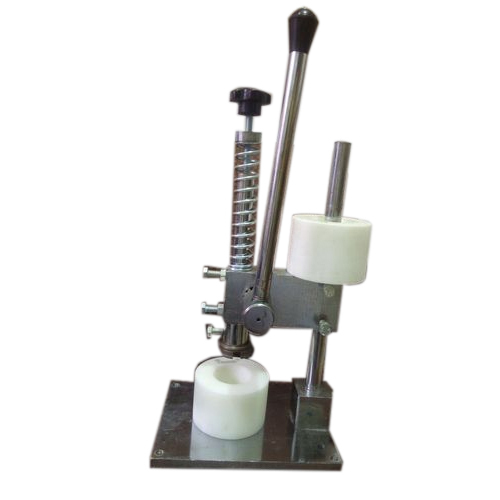 Mild Steel Hand Press Machine For Heat Sink Of Led Bulb