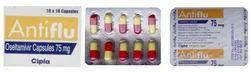 Antiflu Oseltamivir 75mg Capsule