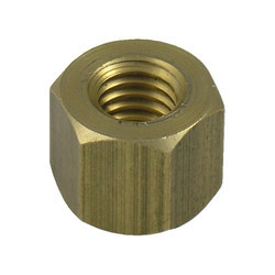 Brass Sanitary Nuts