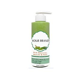 Amal and Aloe Vera Hair Conditioner