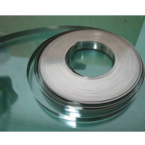 Stainless Steel Strap Band 316l, For Oil & Gas Industry