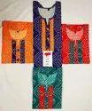 11 Kurtis Combos-Cotton Printed Kurti - Block Printed Kurti - Bandhej Kurti