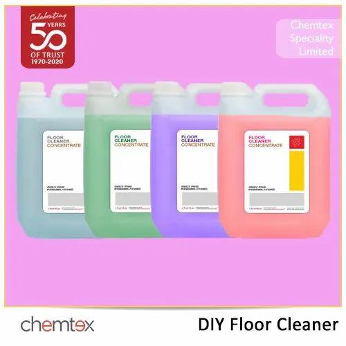 Various DIY Floor Cleaner, Packaging