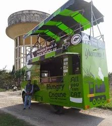 Global Expert Food Truck (Restaurant Food Truck)