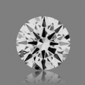 CVD Diamond 1.11ct F VVS2 Round Brilliant Cut IGI Certified Stone