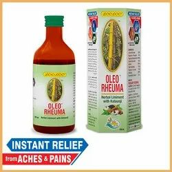 200 ml Looloo Oleo Rheuma Joint Pain Relief Oil