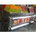 Fruit Juice Counter