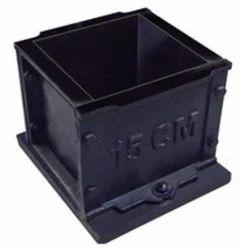 Casting Iron Cube Mould 15 Cm