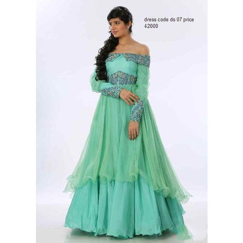 474cd2a86f2b Western Party Ladies Long Gown