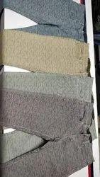 Slim Mens Denim Printed Jeans, Waist Size: 30 to 38