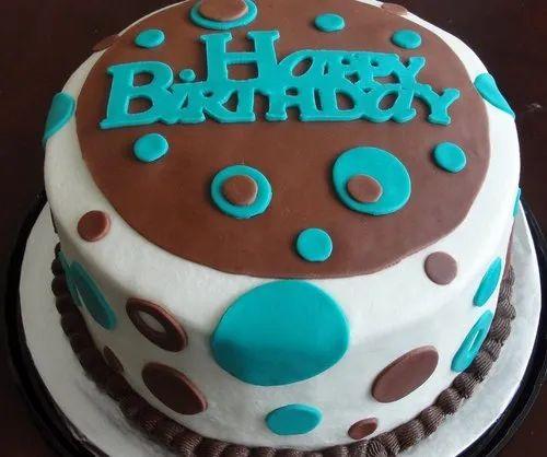OCD Custom Birthday Cake