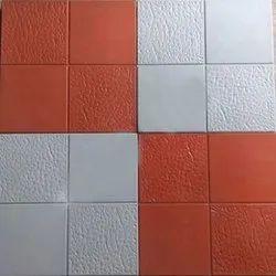 Concrete Designer Car Parking Tiles, Thickness: Upto 25 mm, Size: 400x400mm,500x500mm