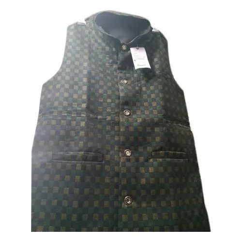 Cotton Casual Wear Nehru Jackets