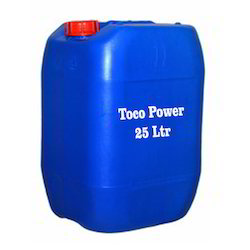 24 Month Light Brown Toco Power - Liquid Detergent For Laundry 25 ltr, For Hand And Machine Wash, Packaging Type: Drum, carboy