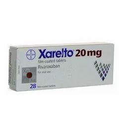 Rivaroxaban Xarelto 20 mg Tablets