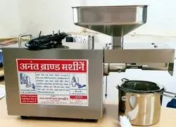 Anant Oil Maker/Press Machine
