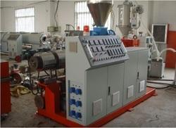 PE Plastic Wood Profile Production Line