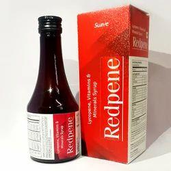 Lycopene, Multivitamin Syrup