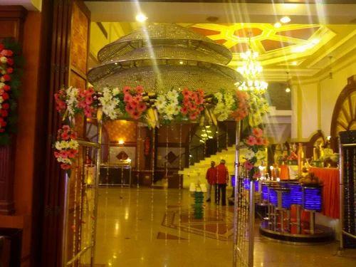 Jaimala Theme Revolving Stage On Rent घूमने वाला स्टेज