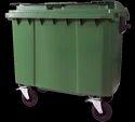 Four Wheel Waste Bin