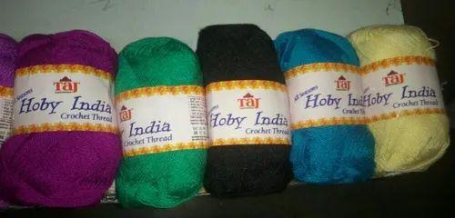 Hoby India Crochet Yarn