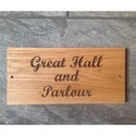 Engraved Signs