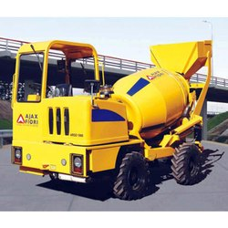 Ajax Fiori Self Loading Concrete Mixer Hydraulic pump