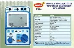 Waco 3125A Digital HV Insulation Tester