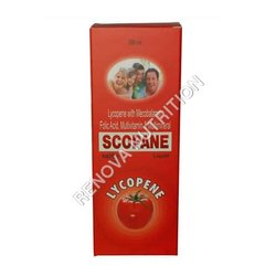 Lycopene Folic Acid Multivitamin Health Syrup