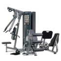 Steel 2 Weight Stack/4 Station Gym, Number Of Stations: 4 Stations, Model Name/number: Mp 2.5