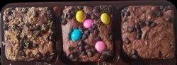 Epilicious Round Walnut Brownie