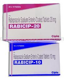 Rabeprazole (20mg/10mg) Tablets