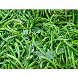 A Grade Green Chilli G4, Packaging Size: 5 Kg
