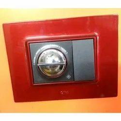 Gifa Pvc (body) 5 Step Fan Regulator Switch, 220-240 V, Control