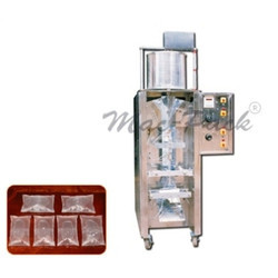 Sachet Mineral Water Packing Machine