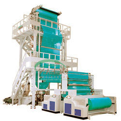 Blown Film Extruder Machine