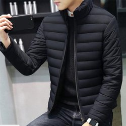 Full Sleeve Casual Men Winter Fashion Jacket