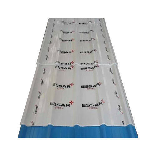 Essar Galvanised Roofing Sheet Thickness 0 5mm Rs 68 Kilogram Id 19492177973