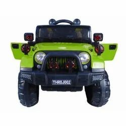 Kids 12V Battery Operated Toyhouse Roader Jeep