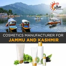 Cosmetics Manufacturer for Jammu and Kashmir