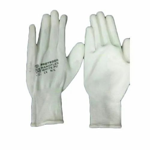 special for shoe innovative design online store Nanoflex White Pu Electrical Safety Gloves