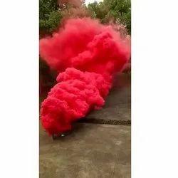Red Smoke Dye